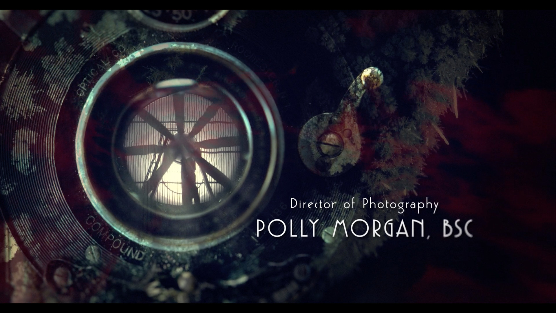 I'm extremely proud that my wind tunnel and fan model made it into the series title sequence.