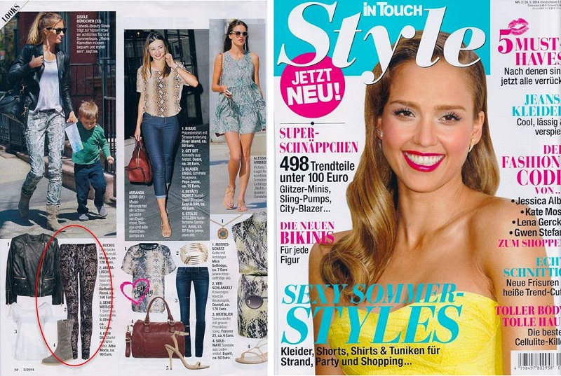 INTOUCH STYLE May 2014