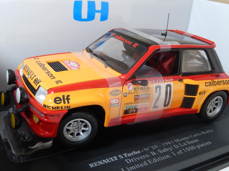 rally racing 1//18 turbo and turbo kit tuning