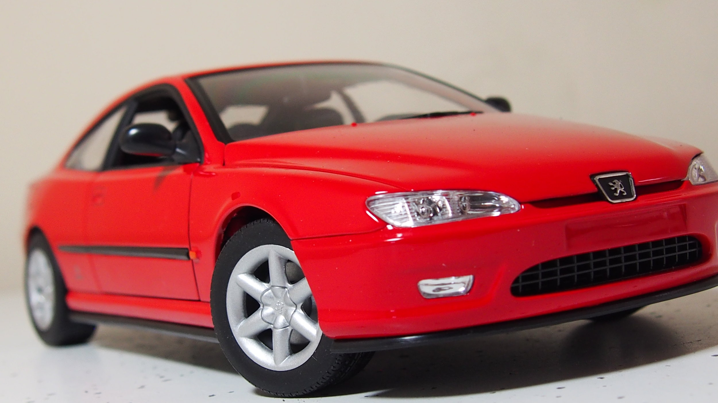 Peugeot 406 Coupe New Boxed By Gate 1 18 Scale Cs Diecast Tuning