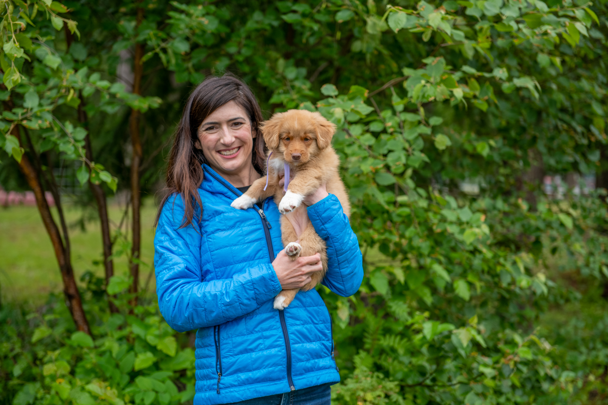 Emily with Frankie (formerly Tumbleweed) Pic by Tasha Hall, BC Farm and Family Photography