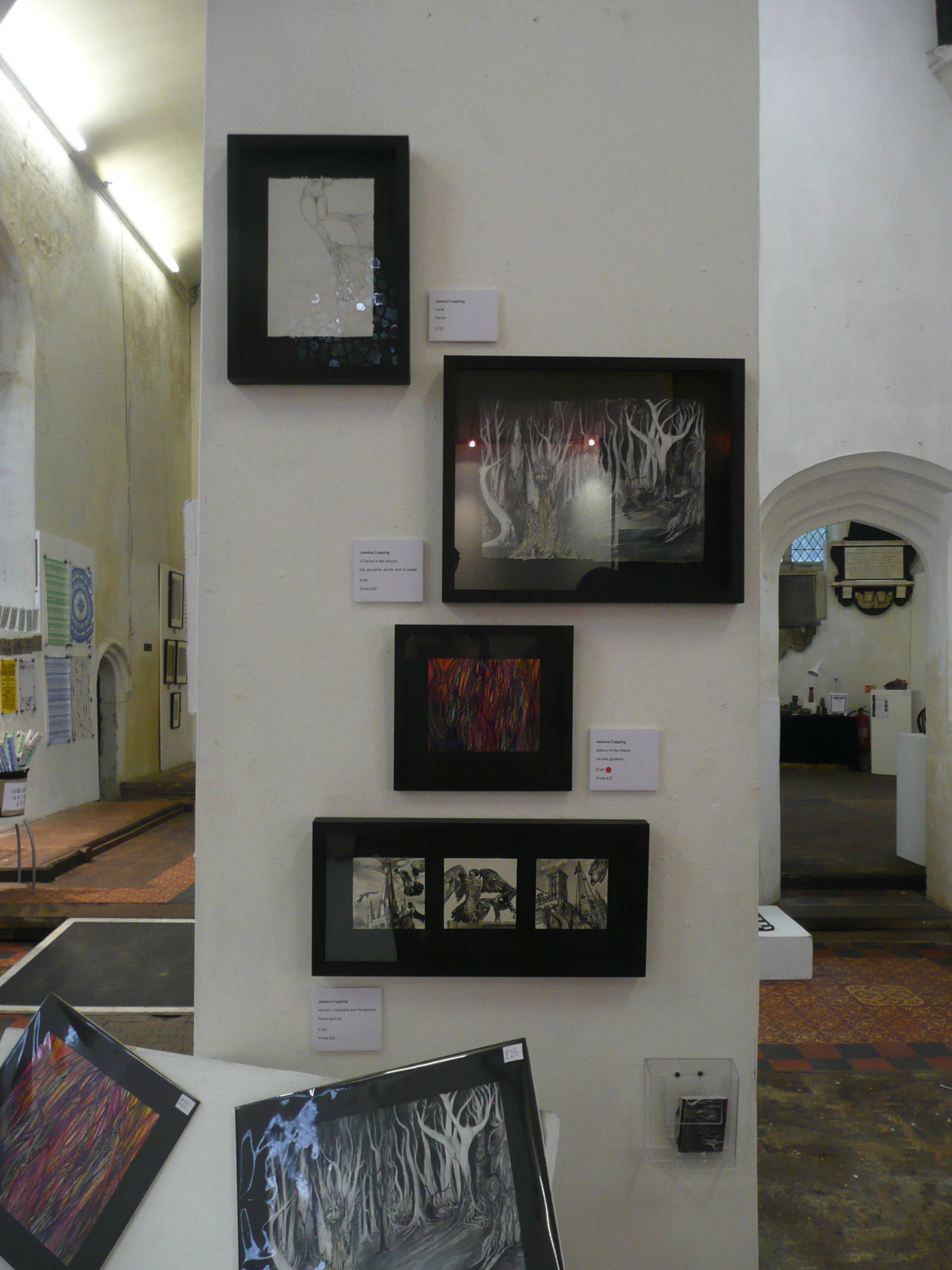 Arts and Craft Exhibition, Norwich