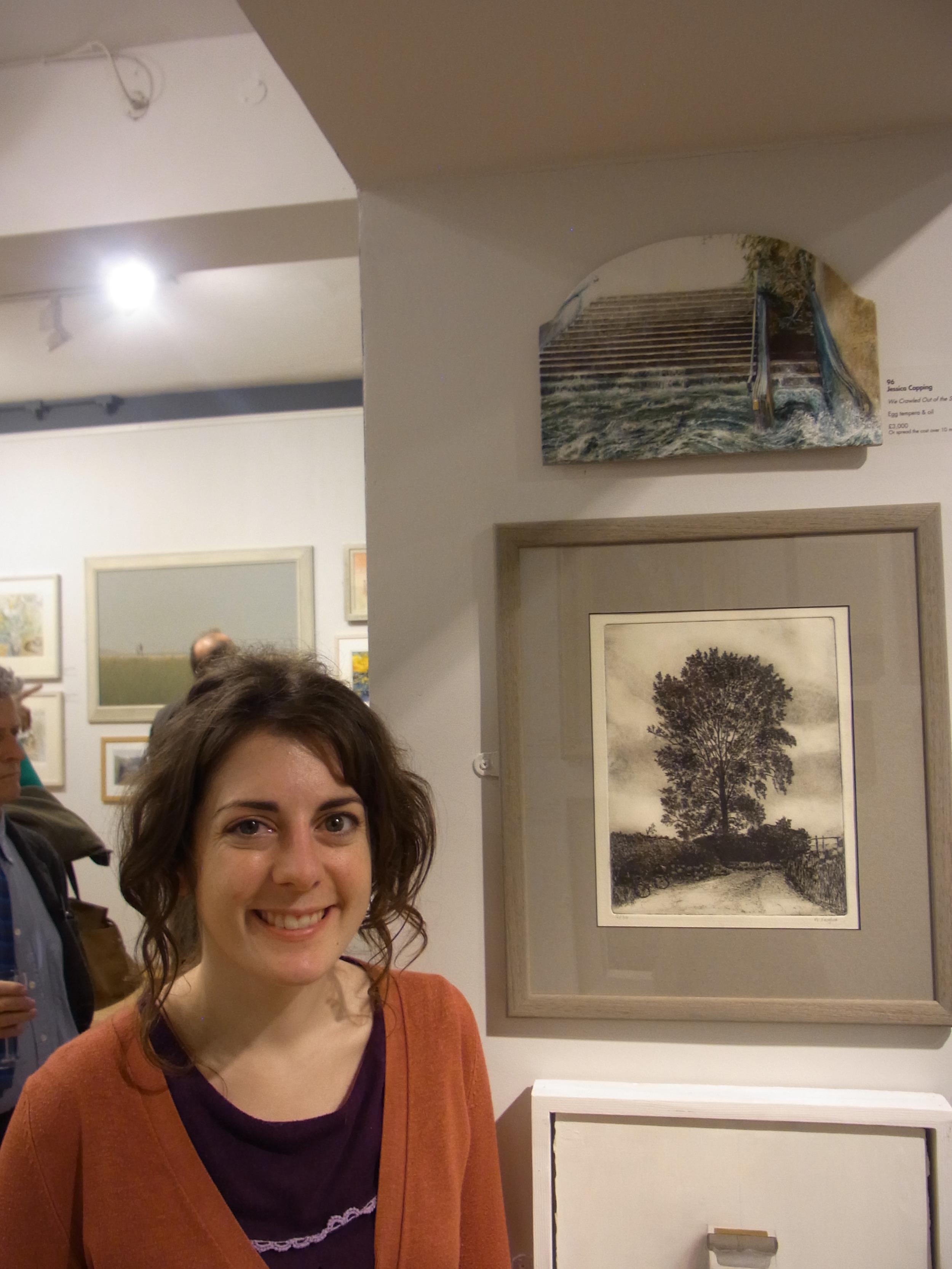 New England Art Club Annual Exhibition, London