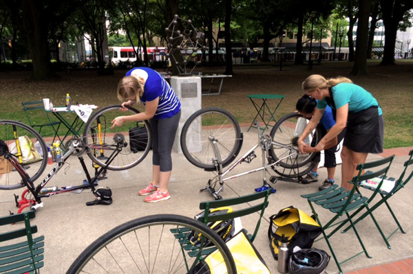 Basic Bike Maintenance Workshop with Gracie's Wrench