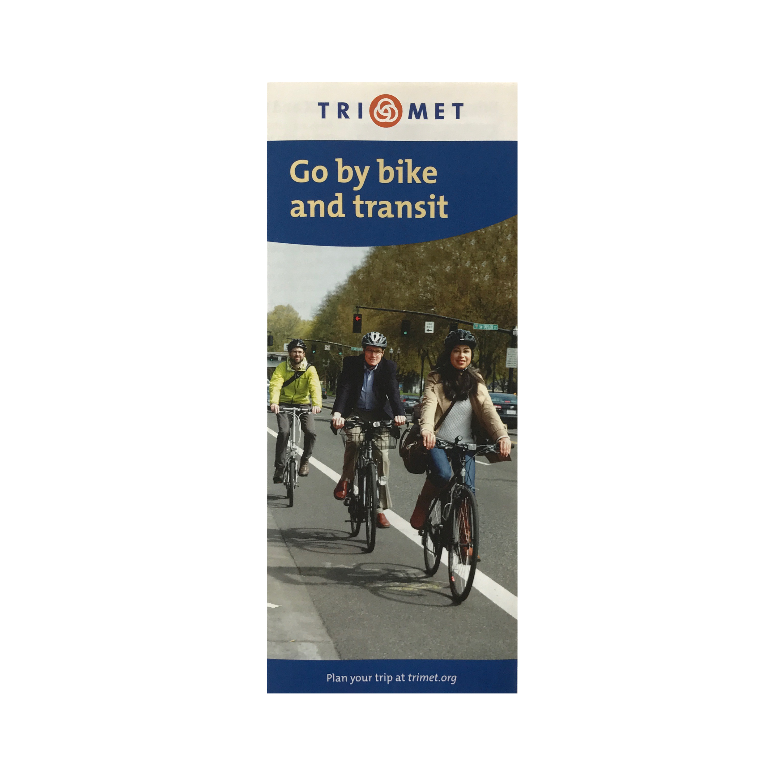 TriMet Go by Bike and Transit