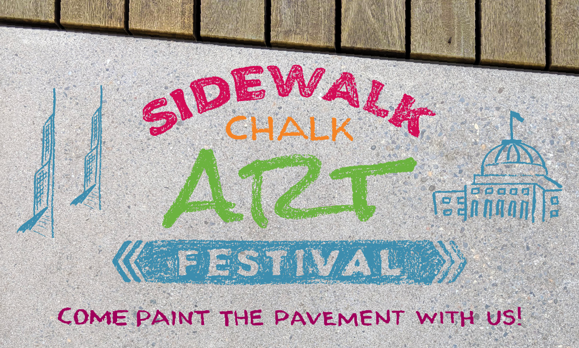 There are still a few more artist spaces left for our first ever Sidewalk Chalk Art Festival!  All ages and skill levels welcome!  Registration is free. Space is limited,   please register in advance.    Artist may check in and begin their work at 9 AM and should have work completed by 4 PM. Artists will receive a collection of sidewalk chalk, which they can take home after the event. All artists will be eligible for prizes, to be awarded at 5 PM during the   Lloyd Block Party  . Artists need not be present to win.