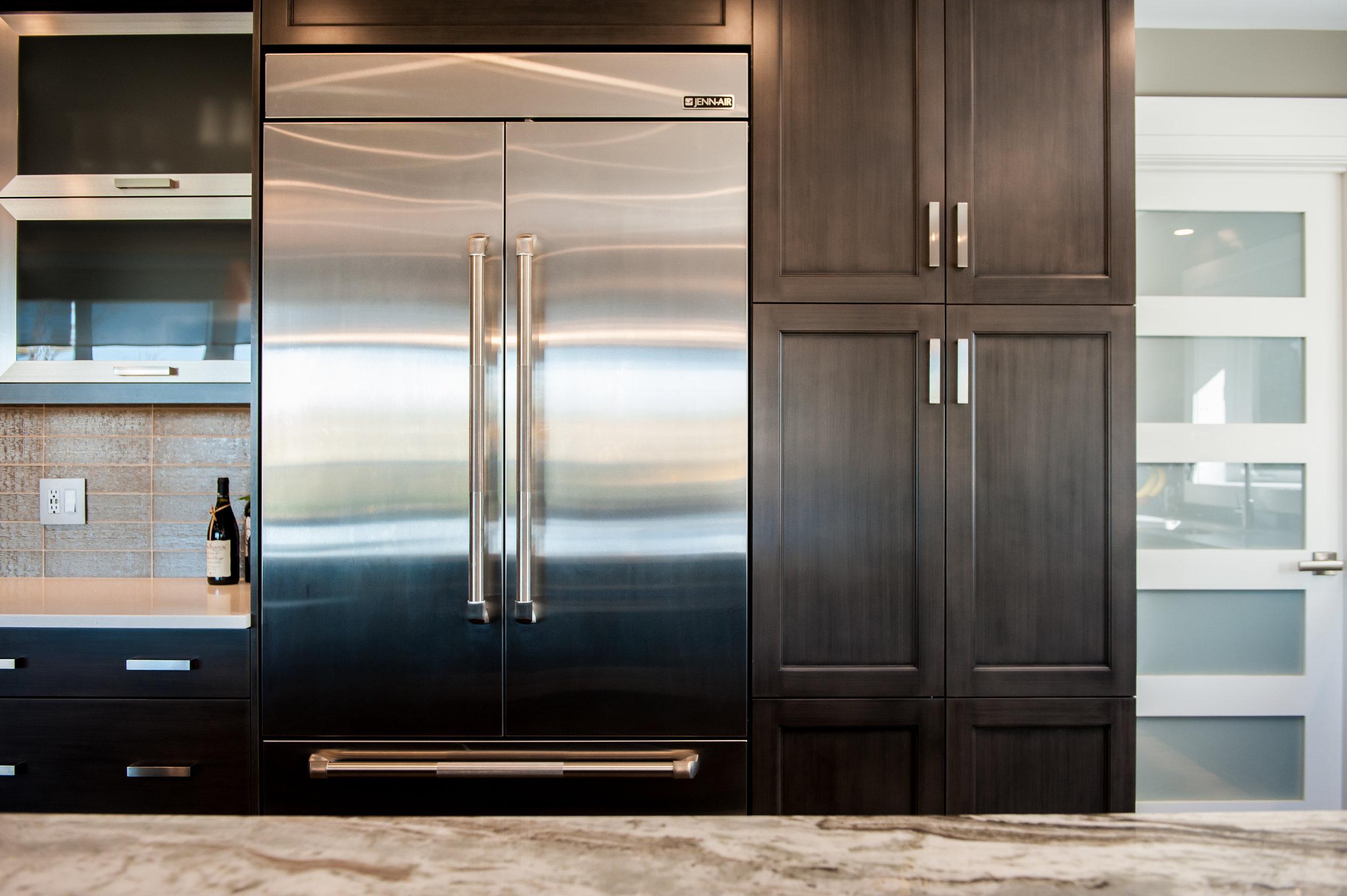 kitchen reno cabinets