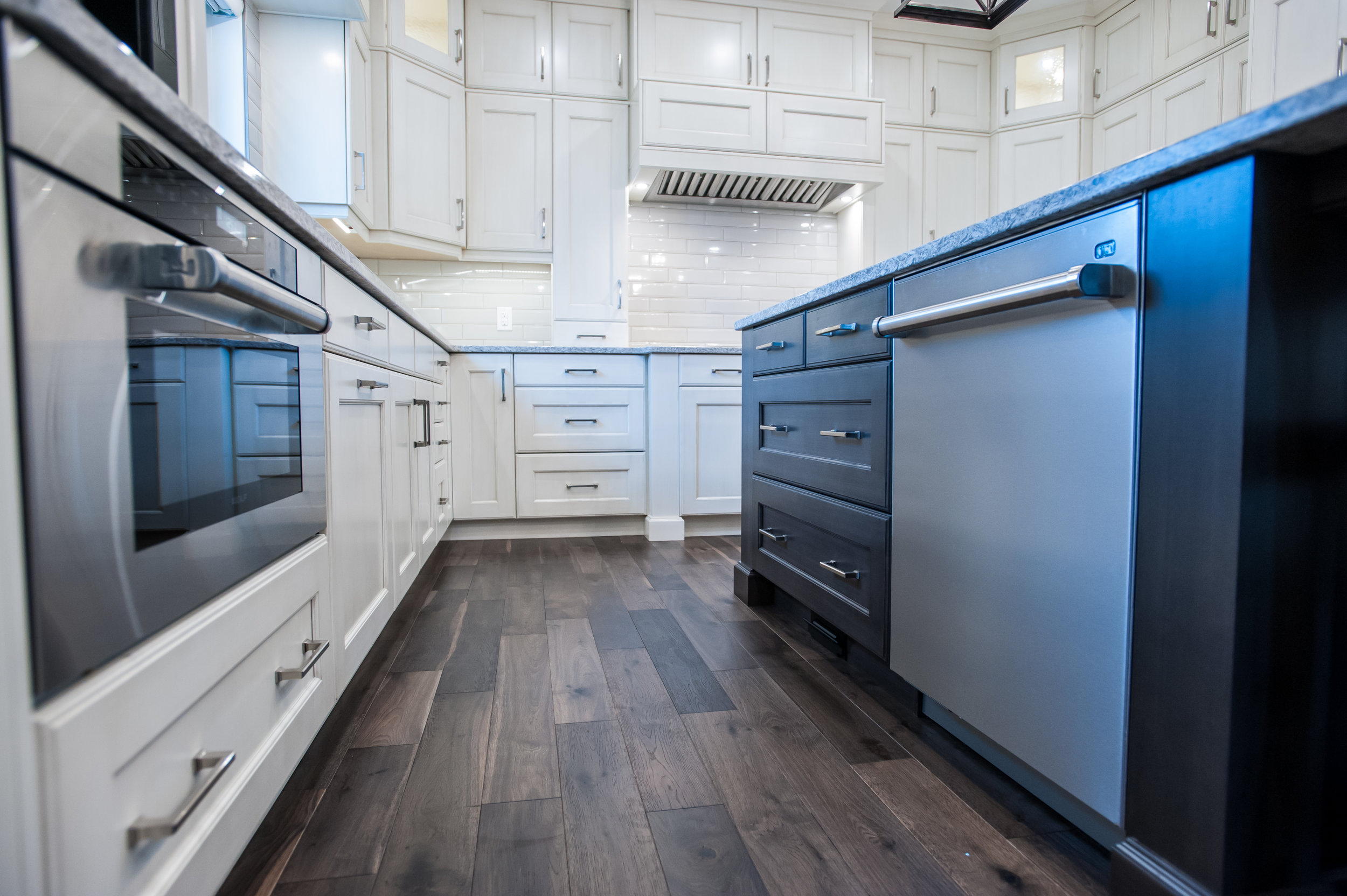 kitchen traditional reno appliances