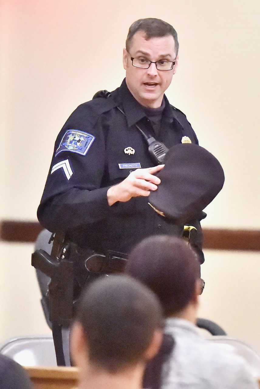Willimantic Willimantic Police Citizens Academy # 276   November 10 2016.jpg
