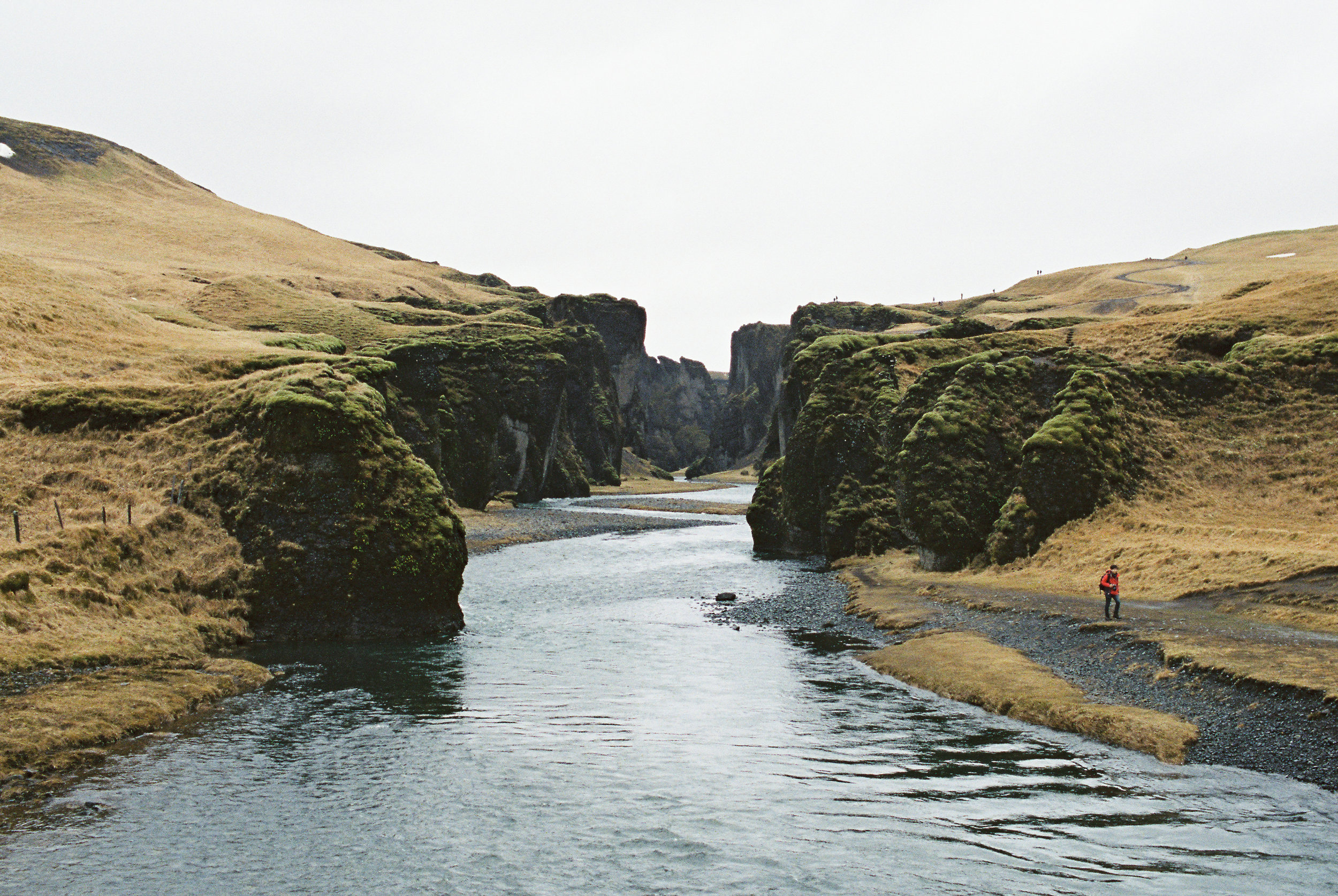 Brandon Sampson Photography. Iceland. Film Photography