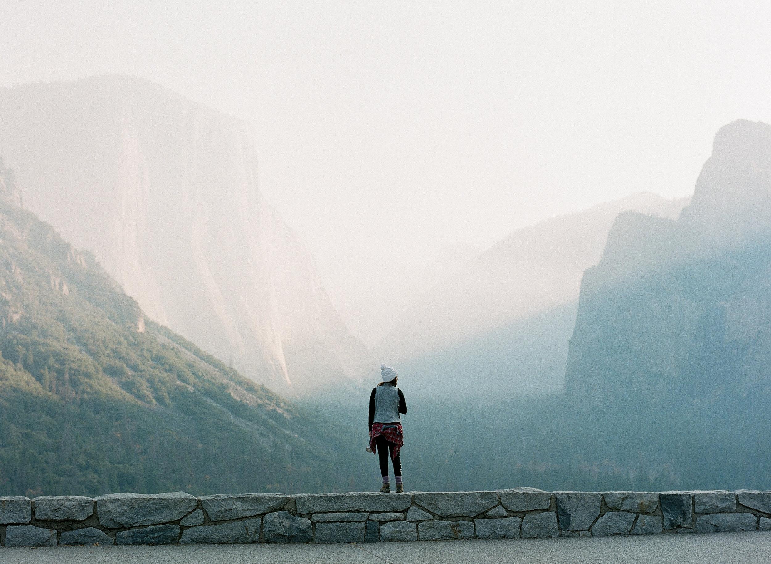 Valley Portrait, Smoke