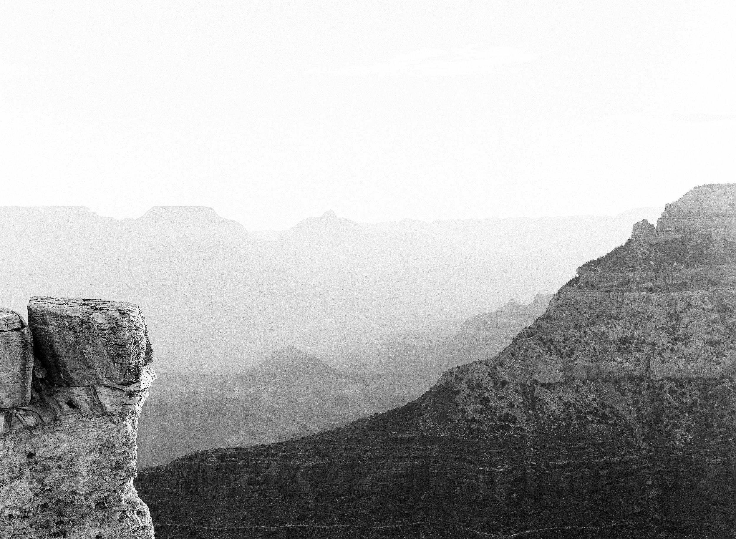 Mather Point, Sunrise