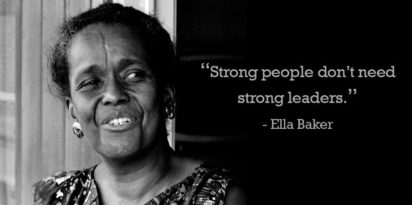 Ella Baker,December 13, 1903 – December 13, 1986