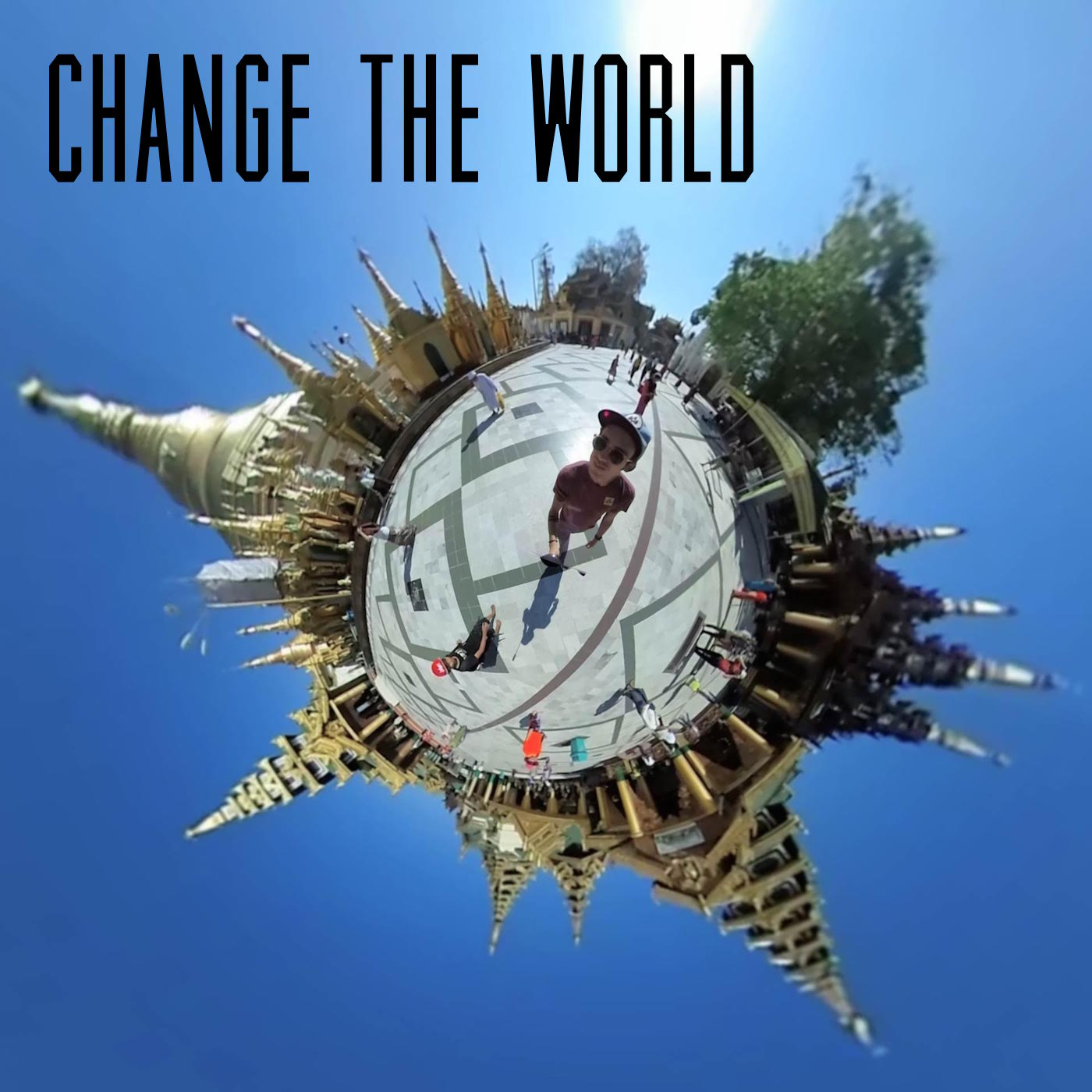 Change the World by Tolan Shaw