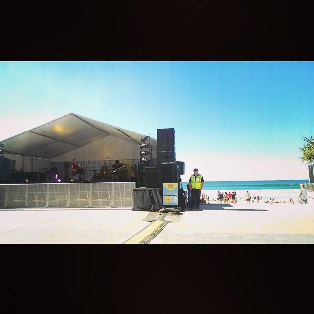 Yes Sir Noceur, Yes Sir No Sir, Yes Sir Nosir, Gold Coast, Australia, Surfers Paradise Festival,Marc Cowie, Harry Toll, Eliot Toll, Rory Switzer
