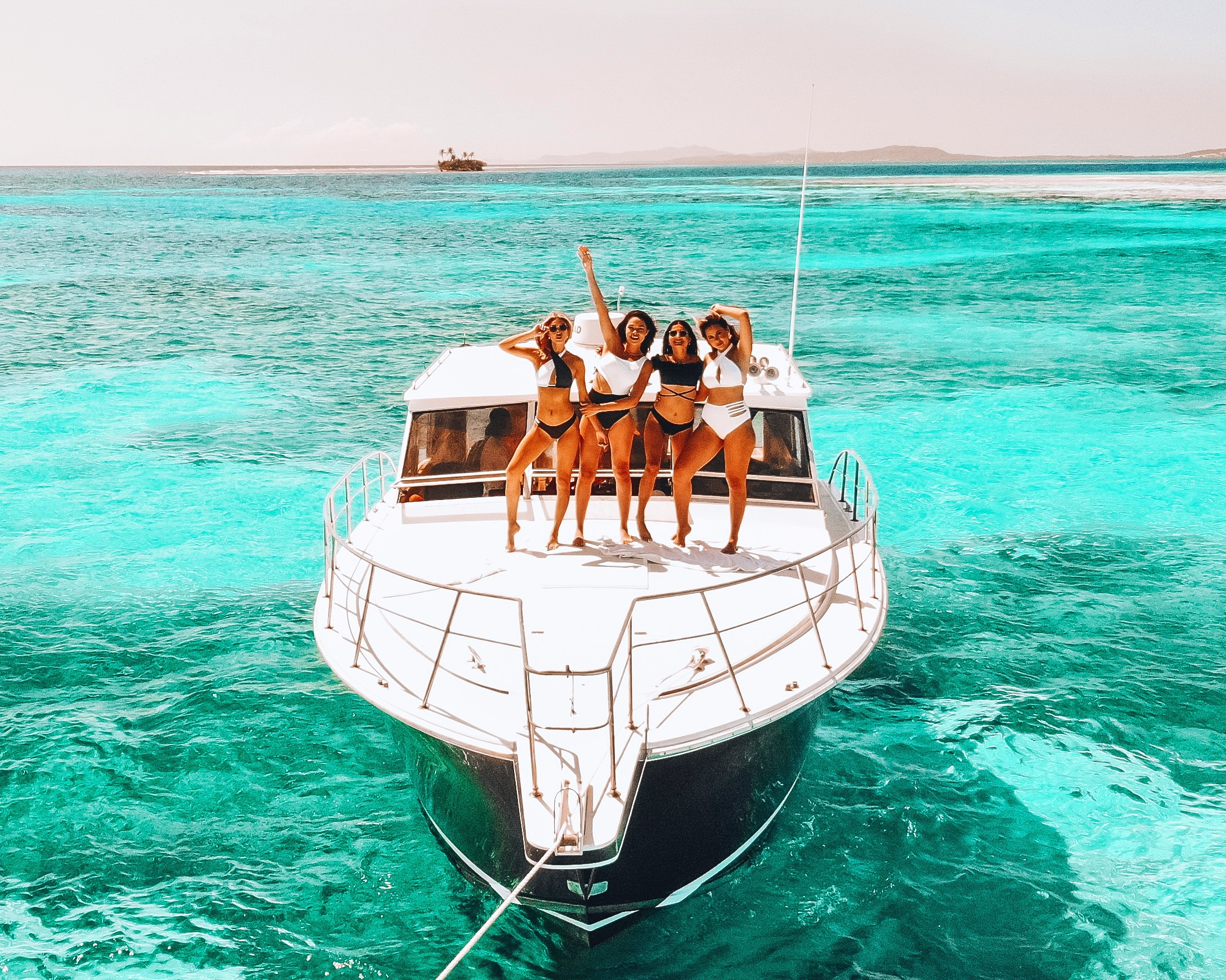 Or a yatch trip!! - tours@delamesa.com
