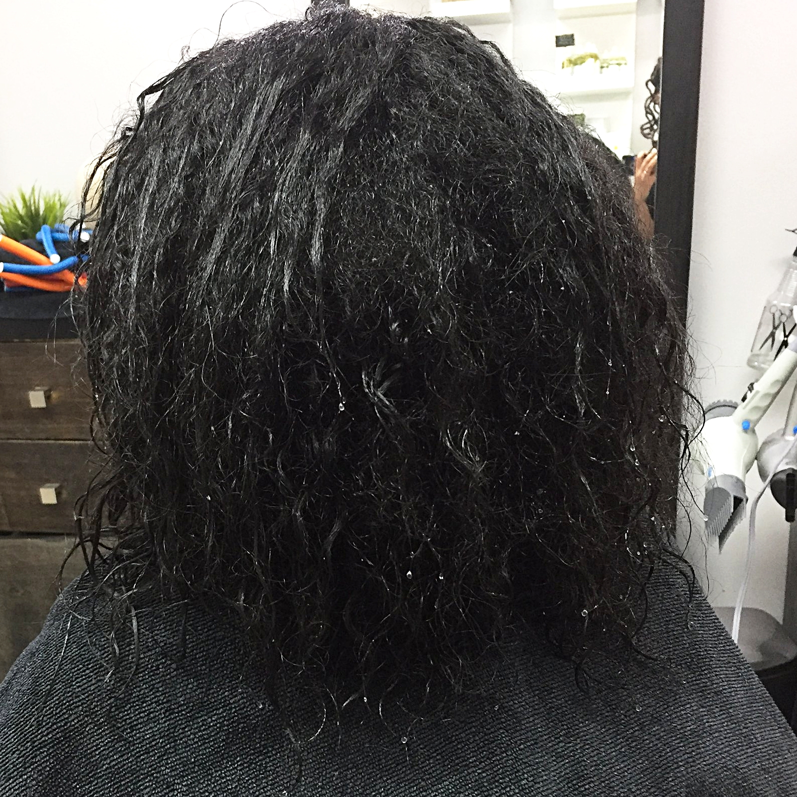Relaxed to #naturalhair — WEENA JEROME