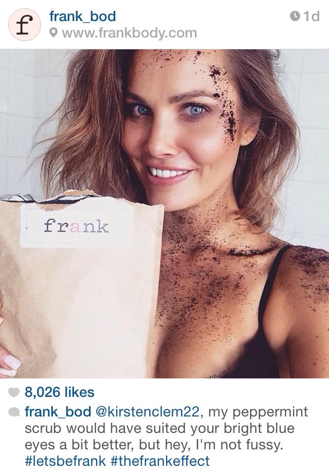 Imagetaken from @FRANK_BOD on Instagram