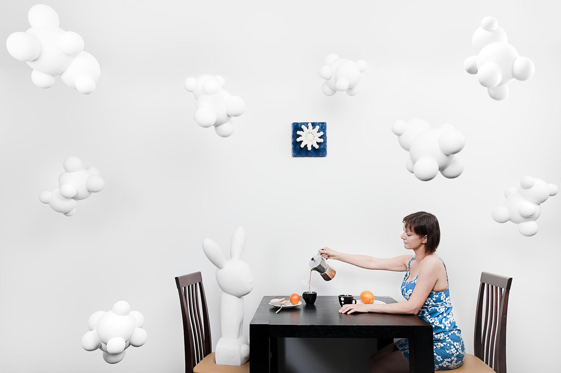 Anya Gusakova and Teddy Bear Molecule, Vancouver, BC, Canada