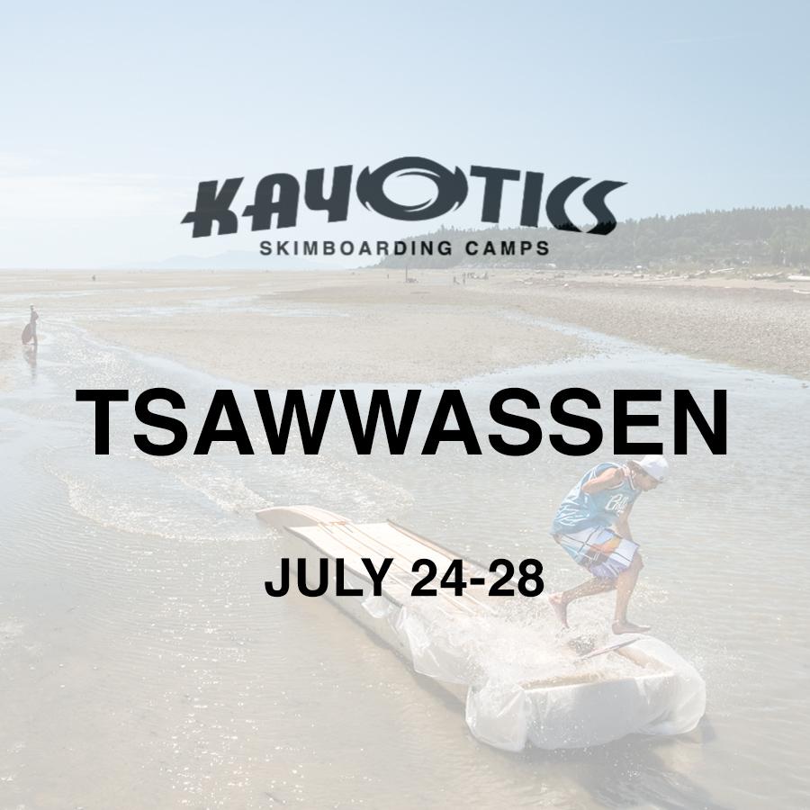 Tsawwassen - Week 2