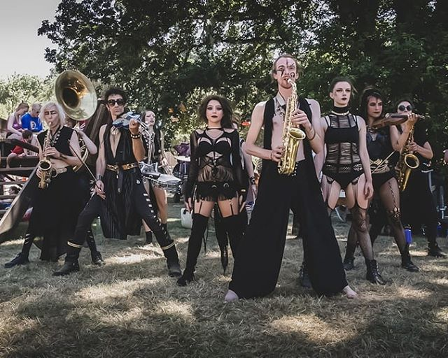 Motionless, like the dilated eye of the storm, kinetic energy about to be unleashed on the unsuspecting - - - - - - -  #ocf #oregoncountryfair #marchingband #marchingbands #marchingbandlife #marchingbandseason #brassband #brassbands #brassinstruments #pdx #portlandor #pdx101 #pdxart #pdxmusic #oregoncountryfair2019 #pdxevents #mysticsofnibiru #pdxartists #pdxmusicscene #portland #portlandoregon #lbgg #lovebombgogo #oregonadventures #oregonlife #musicfest #festivalmusic #ocf2019