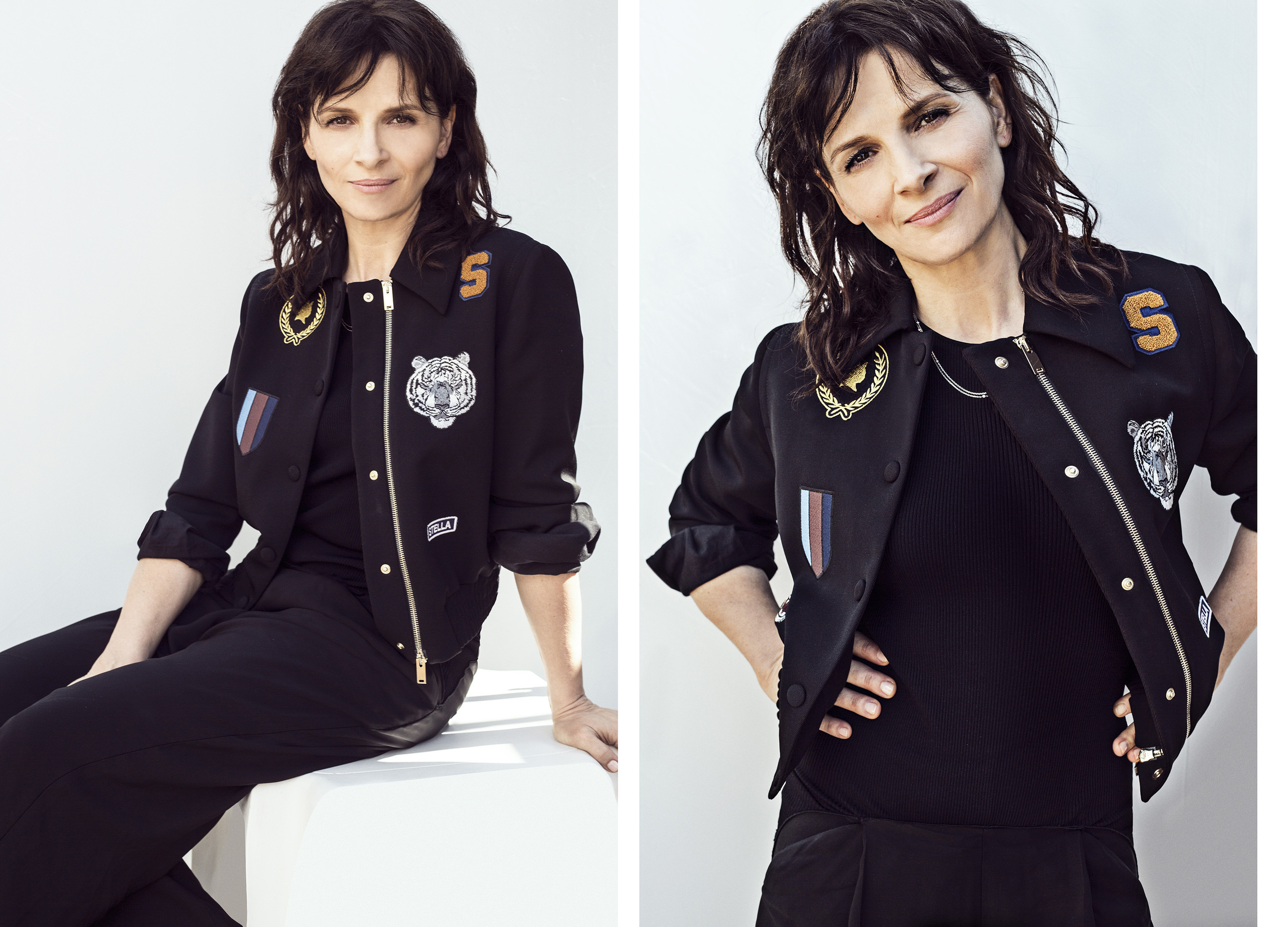 Juliette Binoche / W Magazine