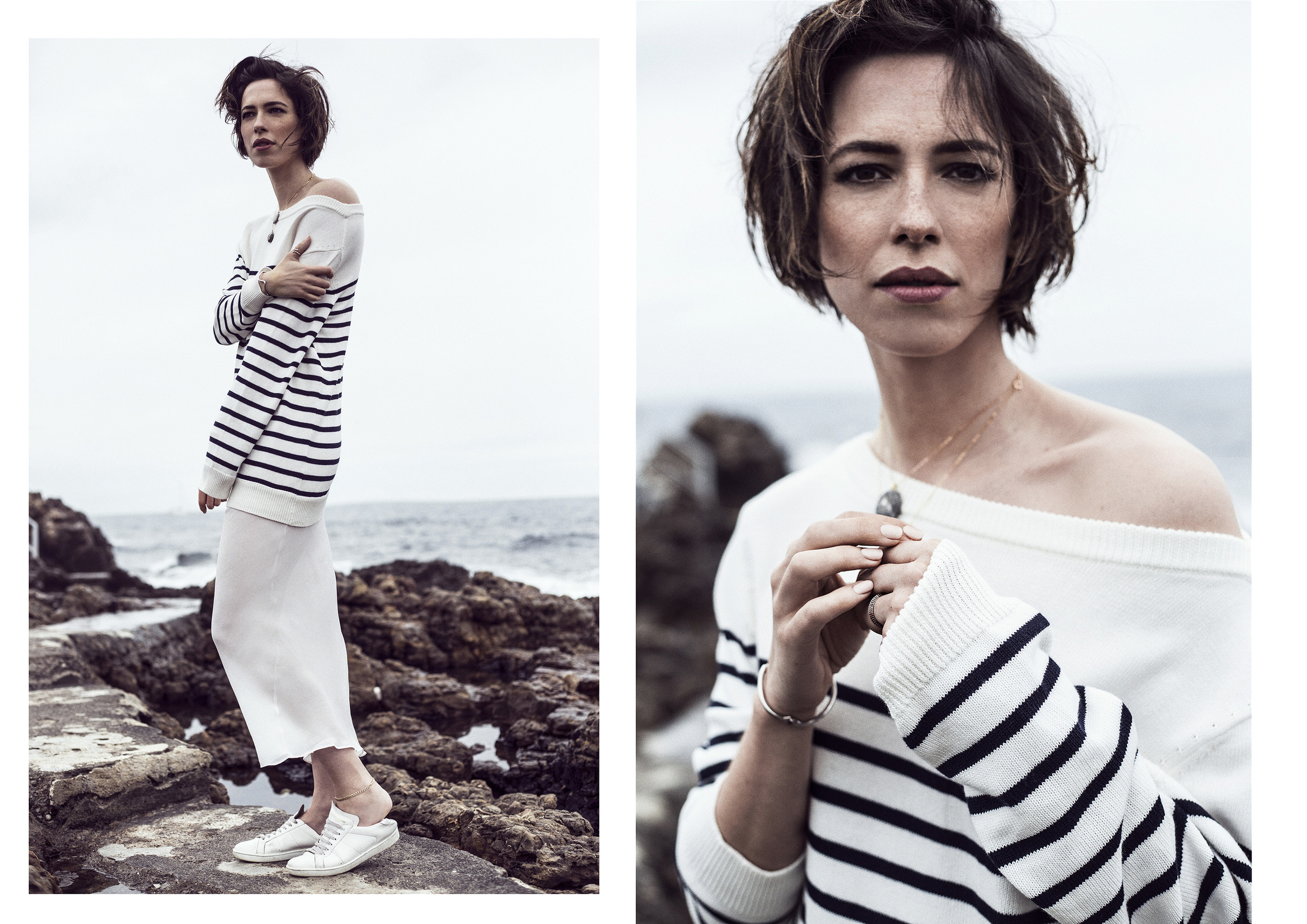 rebecca hall / actress / w magazine