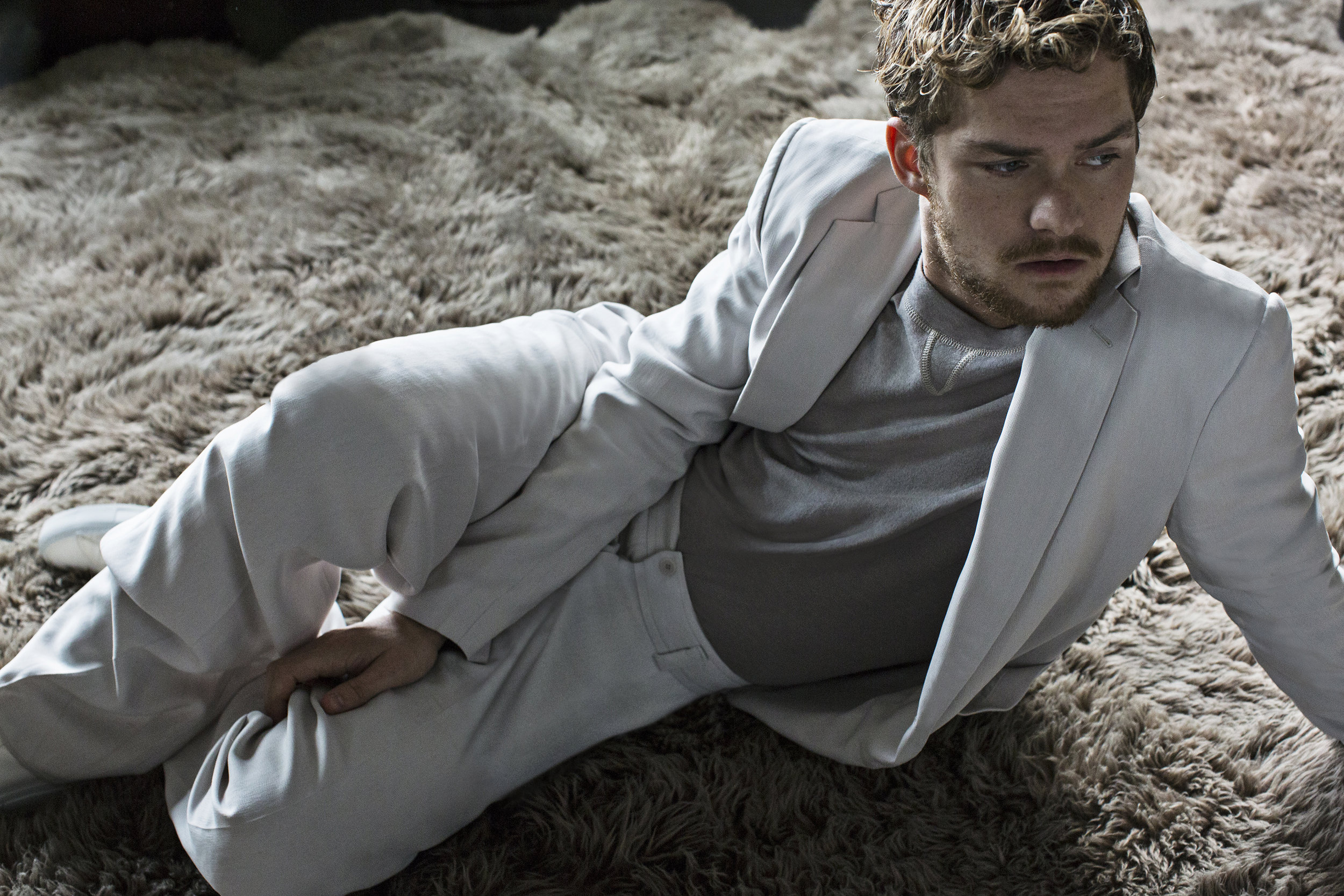 Finn Jones / NYPOST