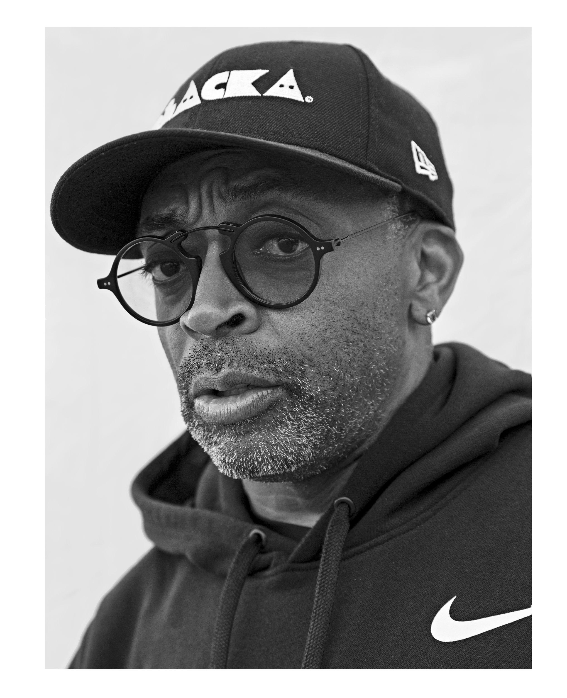 Spike Lee / W Magazine
