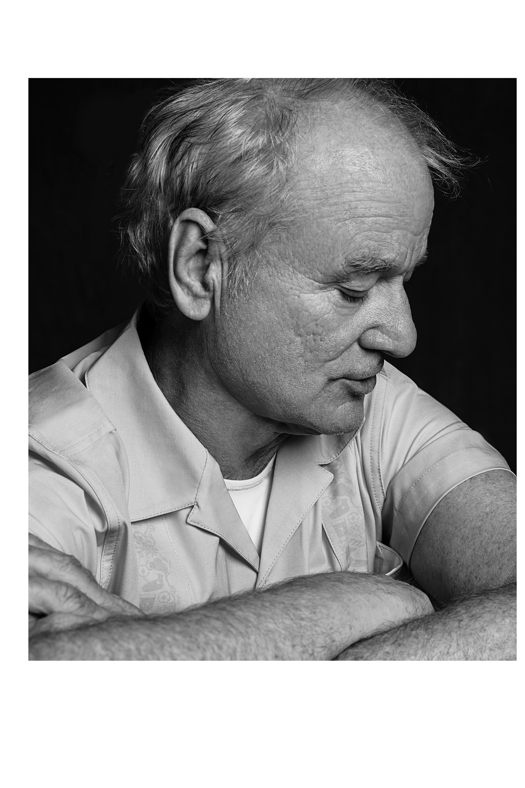 Bill Murray / W Magazine