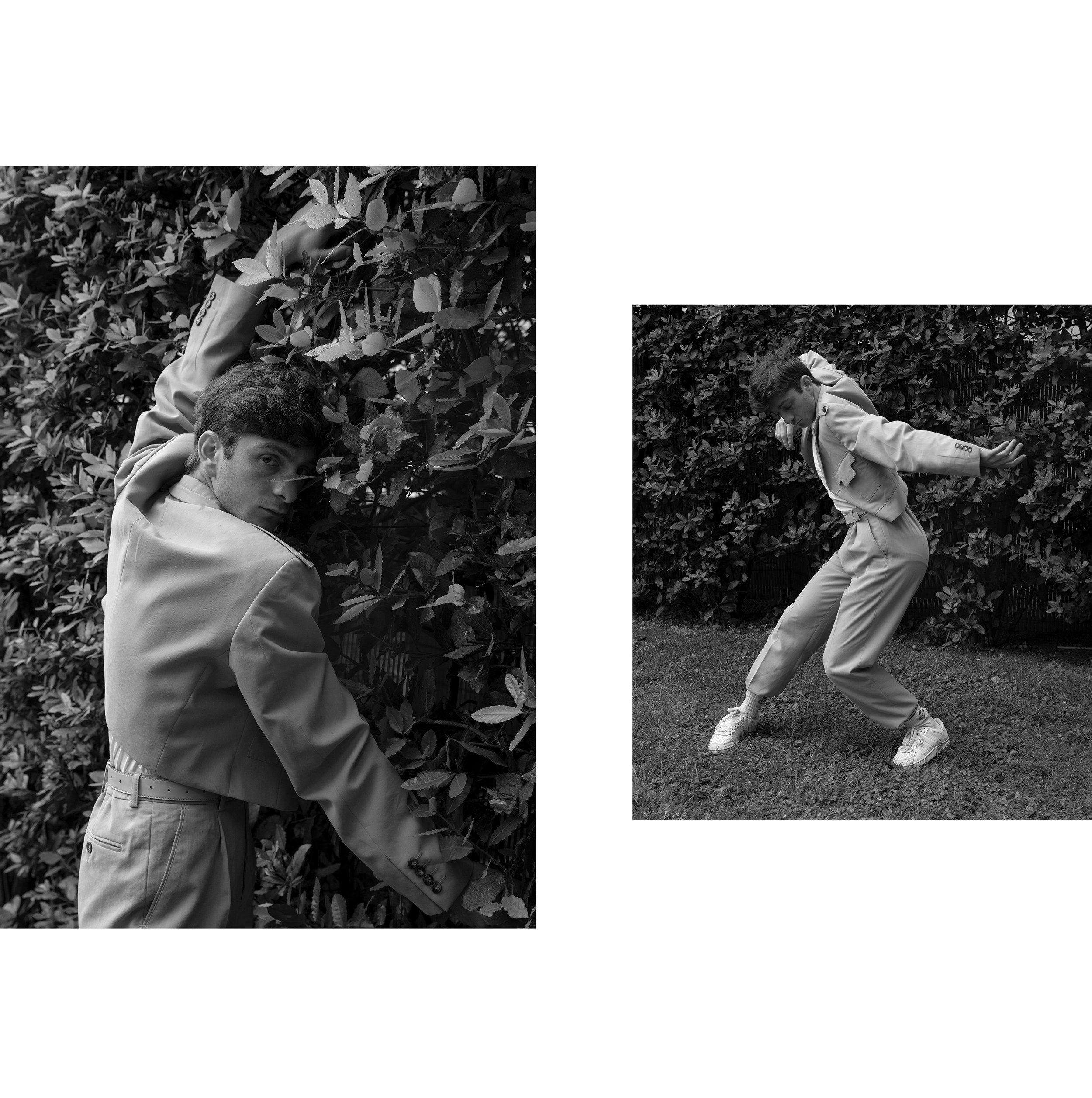 Levan Gelbakhiani / W Magazine