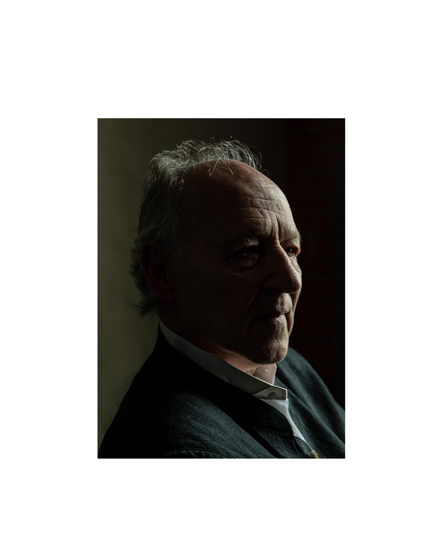 Werner Herzog / W magazine