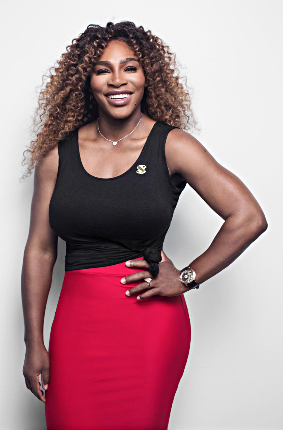 Serena Williams / WWD