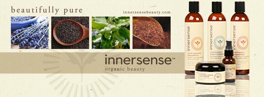 Innersense Organic Beauty products
