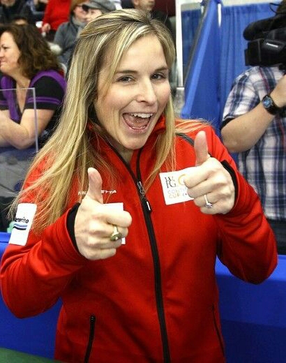Team Canada's Jennifer Jones and teammates were all smiles as they clinched the World Financial Group Continental Cup over Team Europe at the Markin MacPhail Centre in Calgary, Alta. on Sunday January 11 2015. Darren Makowichuk/Calgary Sun/QMI