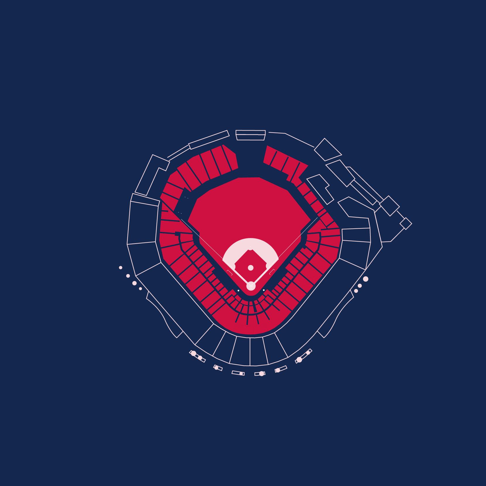 7 SunTrust Park Baseball Atlanta Braves.png