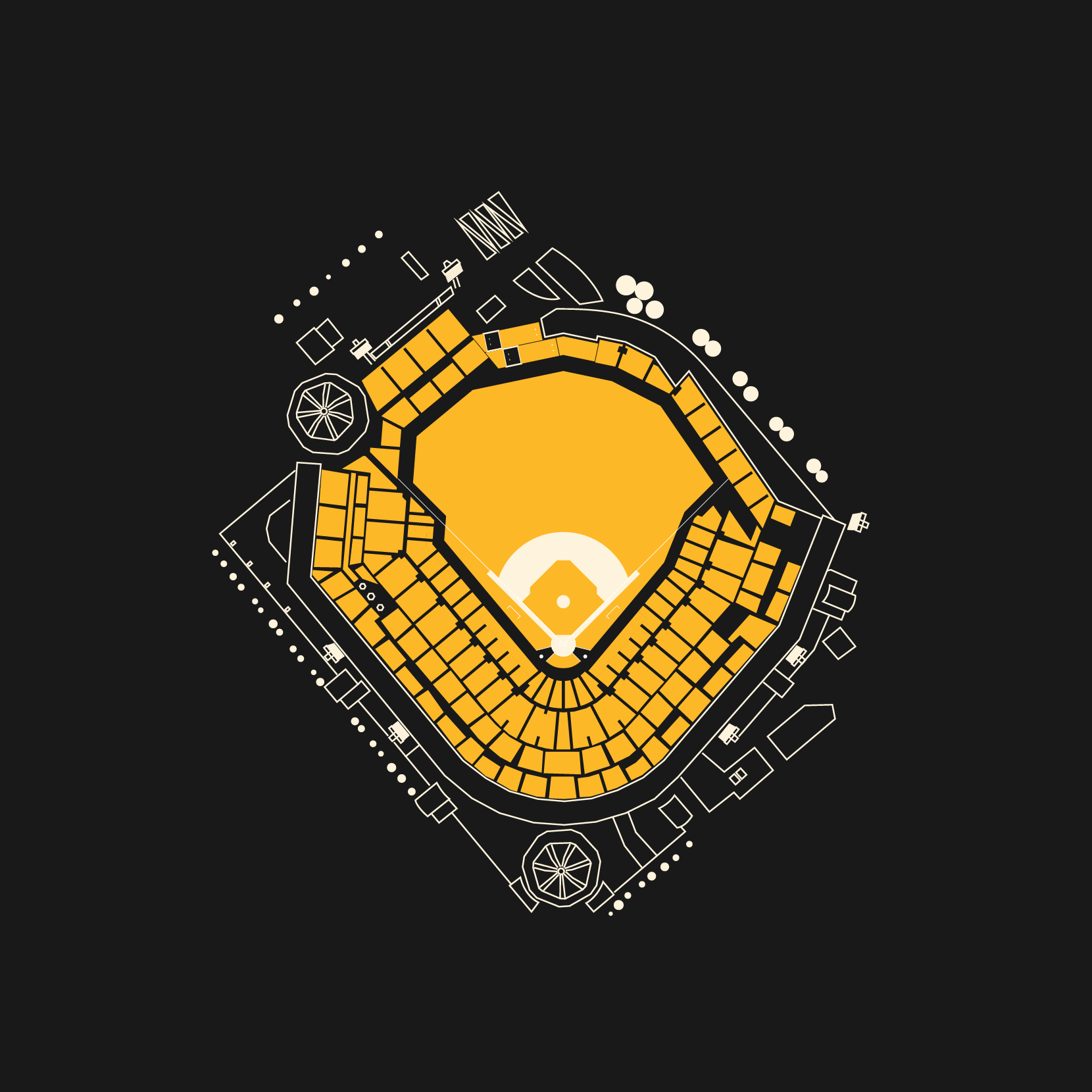 14 PNC Park Baseball Pittsburgh Pirates.png