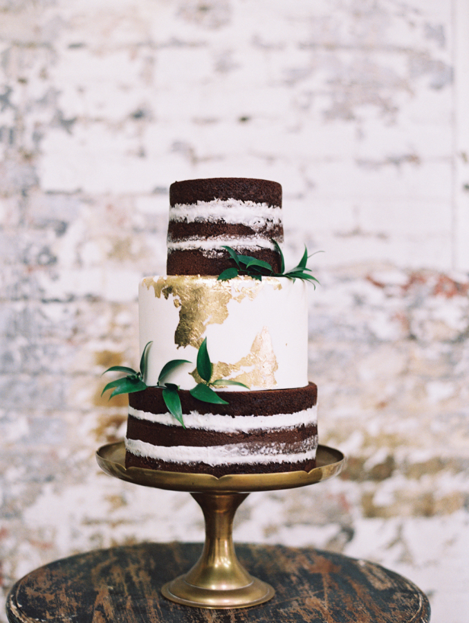 Photo:  Diana McGregor  // Cake by  Frost It Cakery