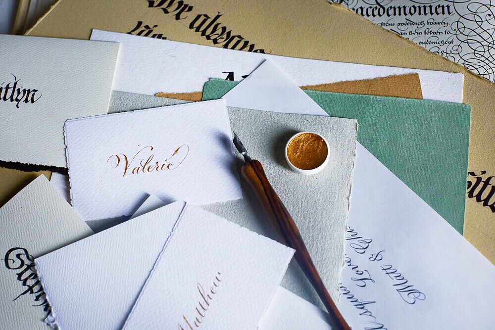 Calligraphy by Chavelli | www.chavelli.com