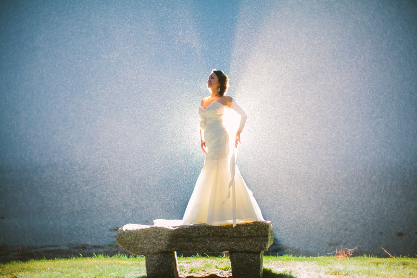 Coastal Maine Wedding | Photo by Rebecca Arthurs www.rebecca-arthurs.com