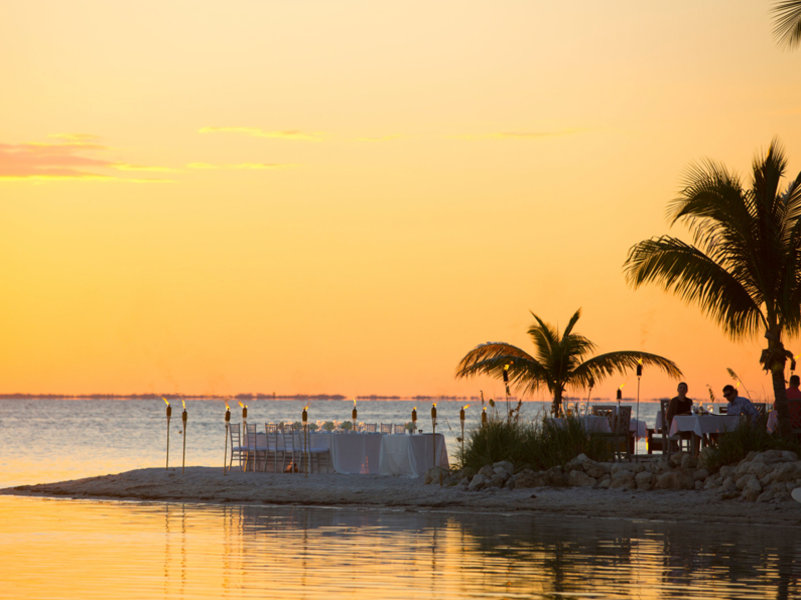 Photo from Little Palm Island website