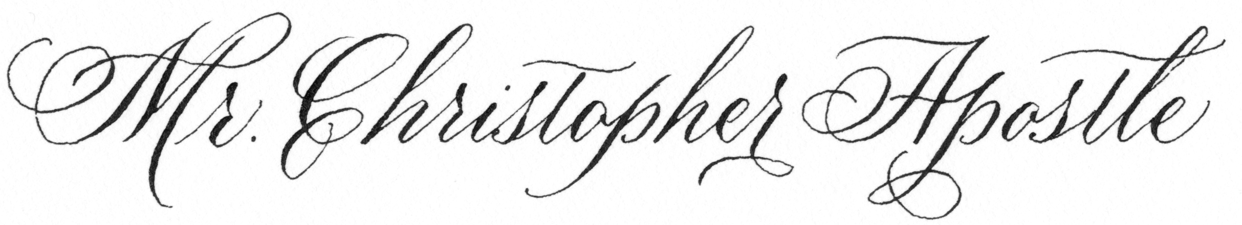 Calligraphy by www.chavelli.com