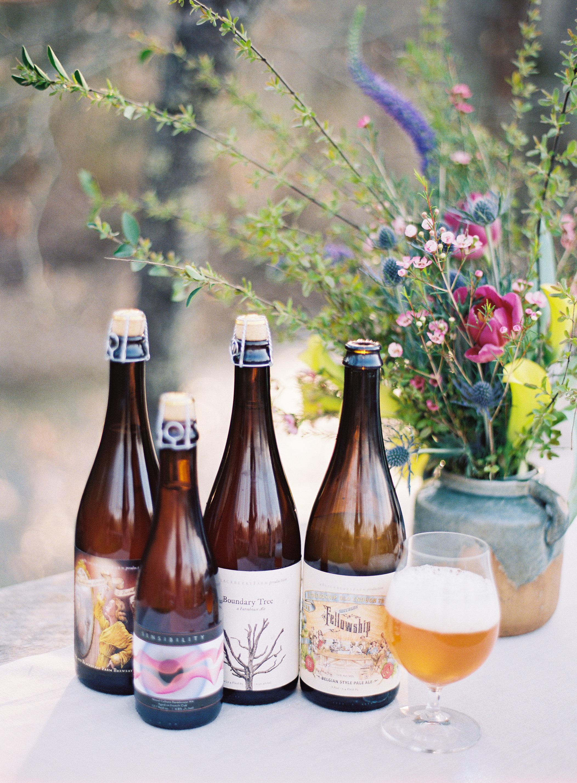 Wedding Beer Tasting