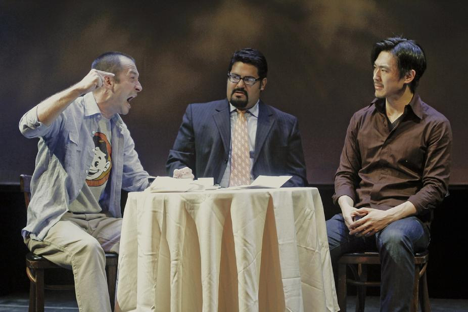 The New Testament – A play directed by Dolores Rice