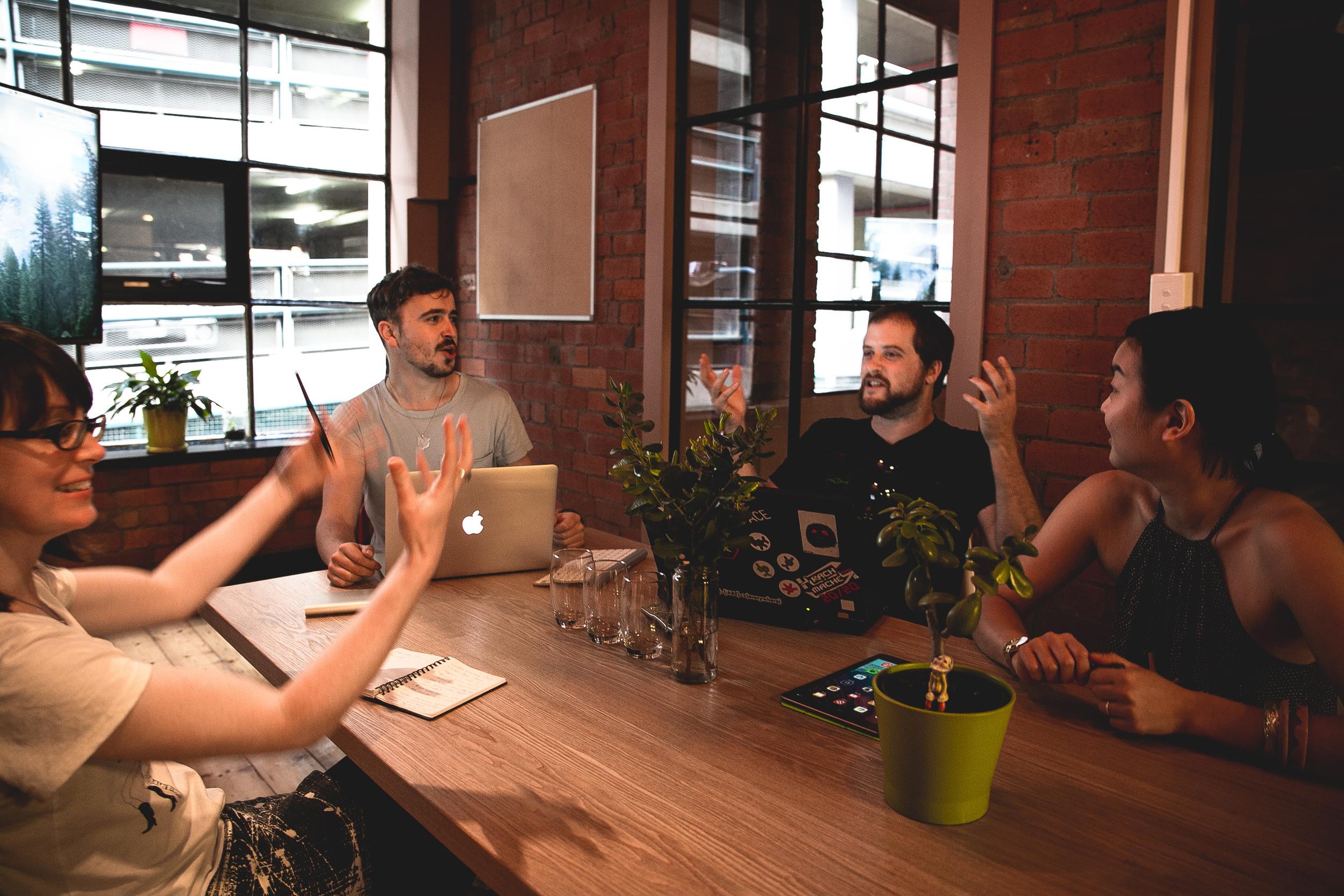 melbourne design meeting