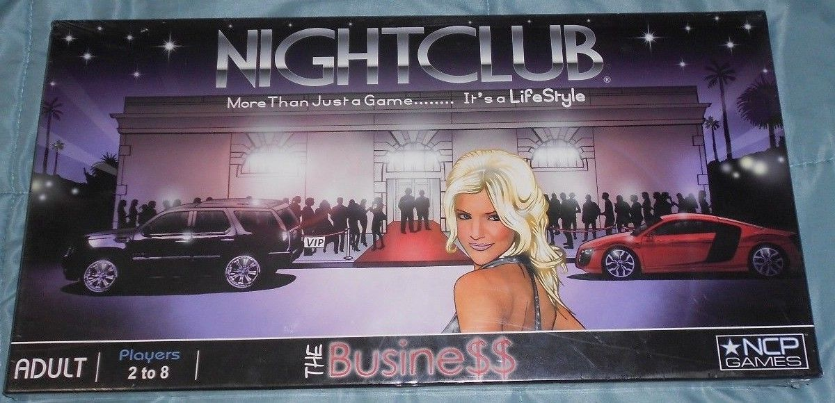 board game vs nightclub