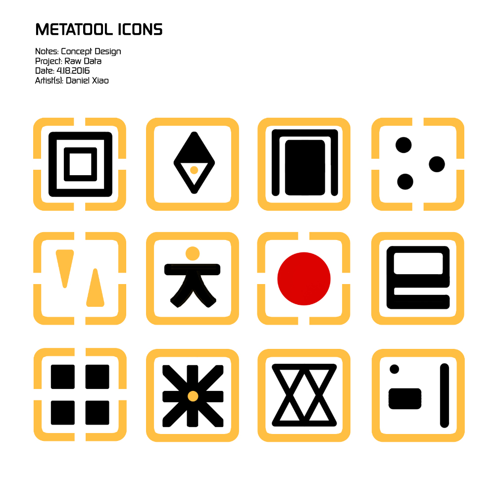 Metatool Icons