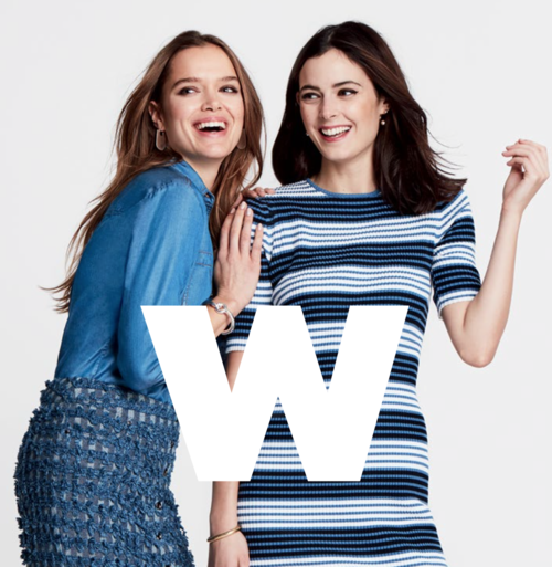 W by worth - #StyleGetsSocial