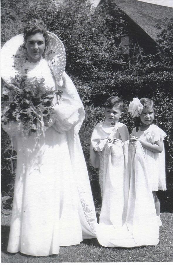 1935 Festival Queen - Anna Mae Rose