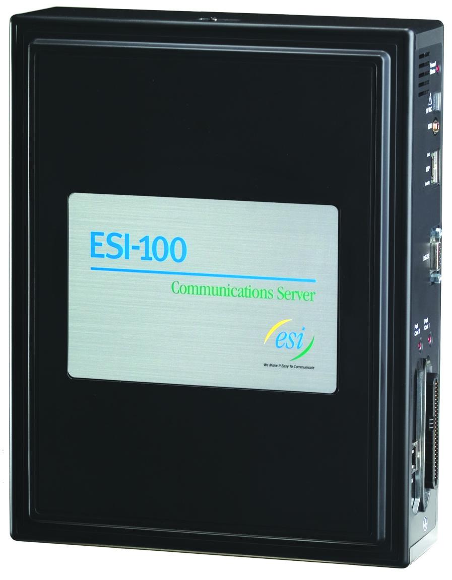 ESI-100 Communications Server